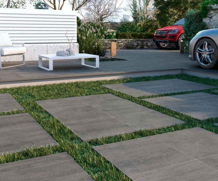 Outdoor Tile & Stone